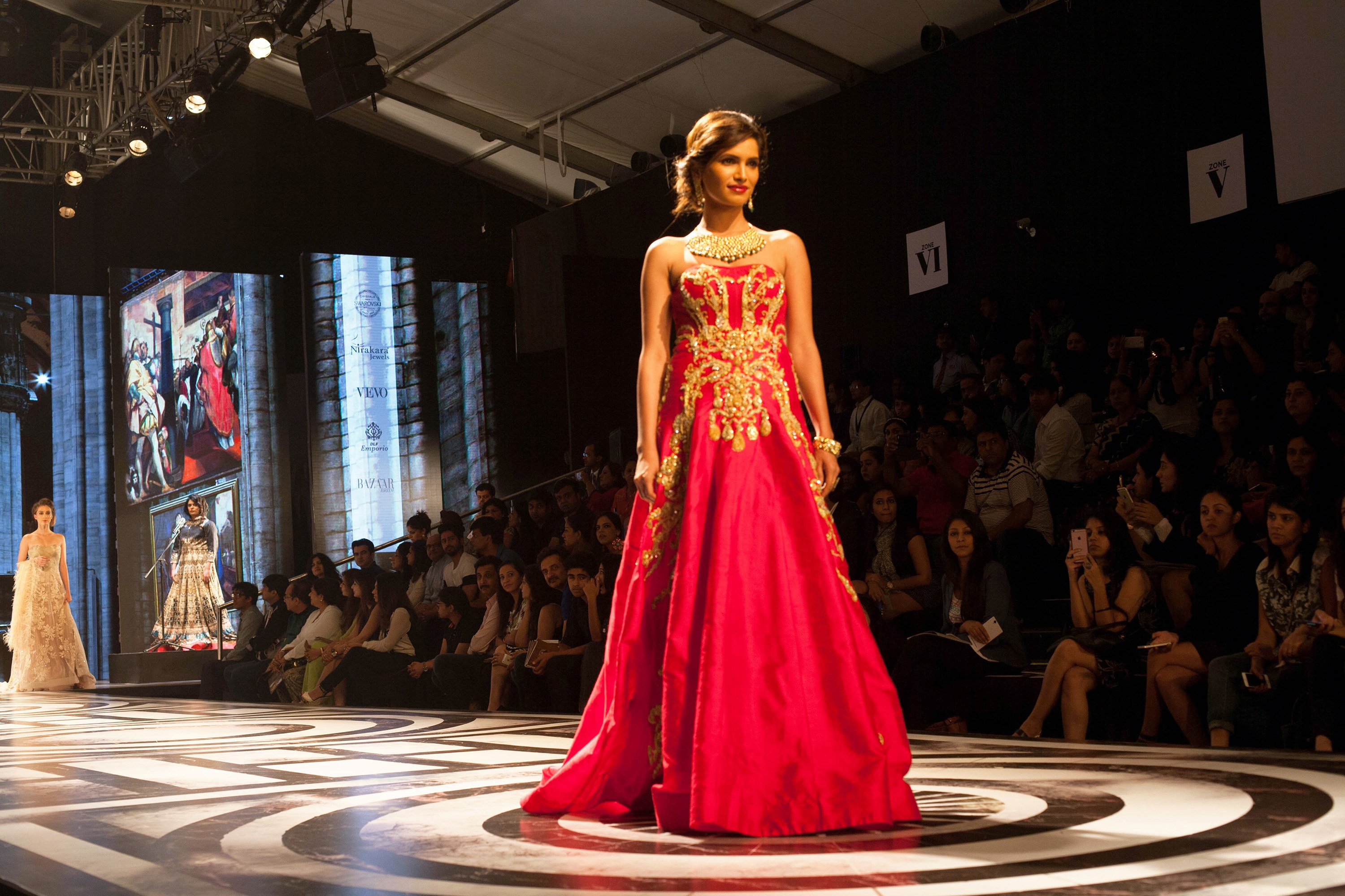 Image result for Fashion Shows in India
